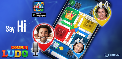 Ludo Comfun- Ludo Online Game Snakes&Ladders