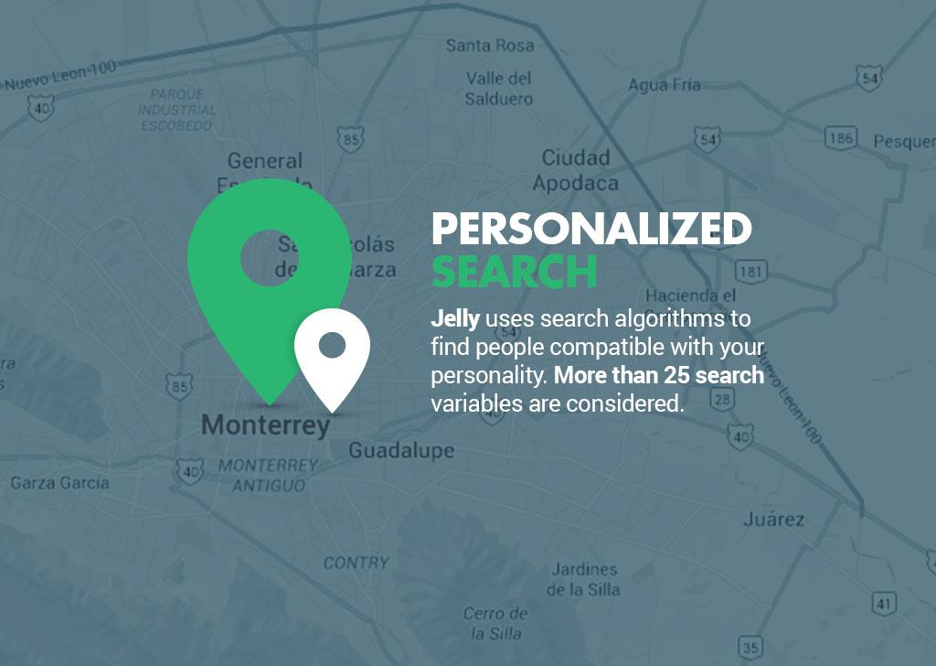 Jelly - Meet new People The App Store android Code Lads