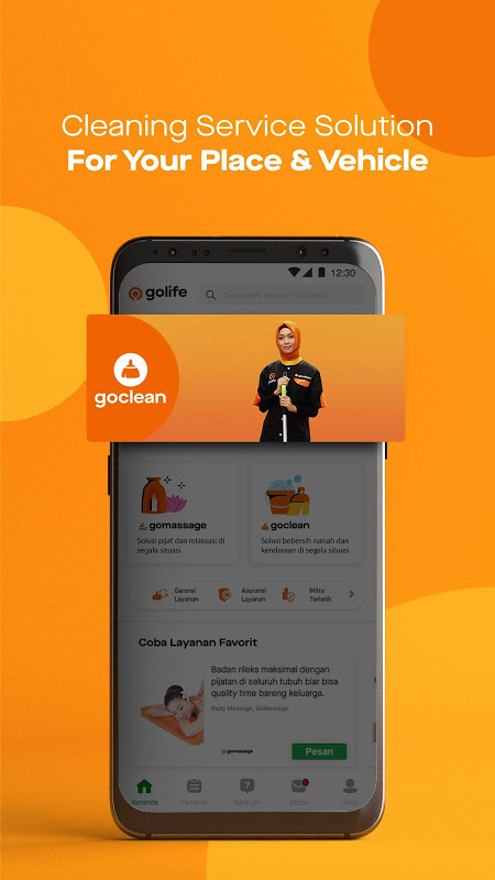 GoLife | One App for Every Service Need The App Store