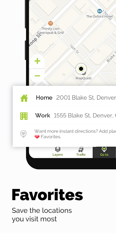 MapQuest: Directions, Maps & GPS Navigation The App Store android Code Lads