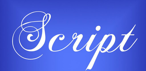 Script 2 Fonts for FlipFont®