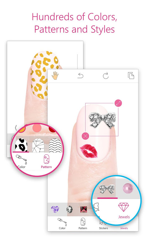 YouCam Nails - Manicure Salon for Custom Nail Art The App Store