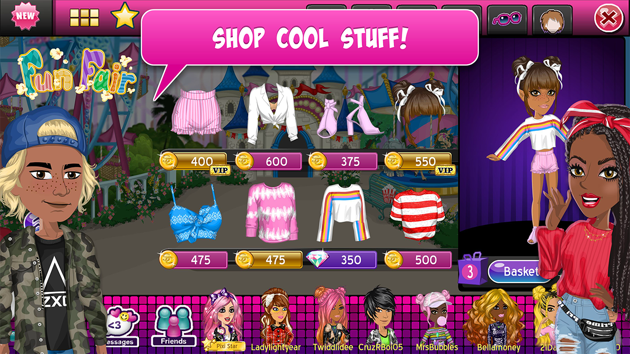MovieStarPlanet The App Store android Code Lads