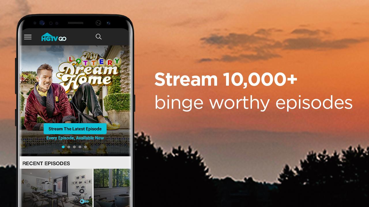 Stream Renovation & Home Improvement TV: HGTV Live The App Store android Code Lads