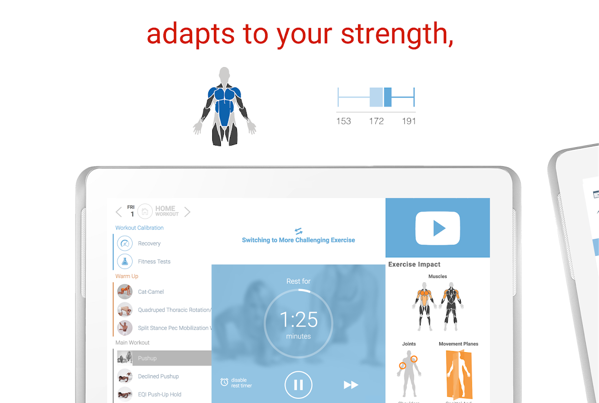 BodBot Personal Trainer: Workout & Fitness Coach The App Store android Code Lads