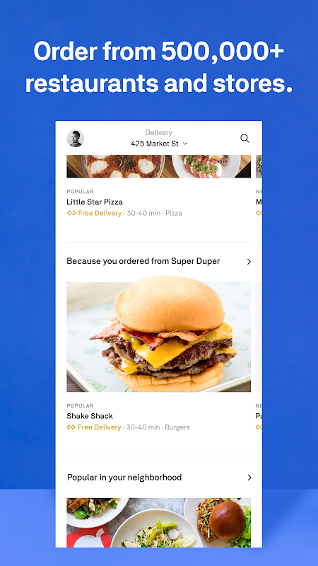 Postmates - Local Restaurant Delivery & Takeout The App Store