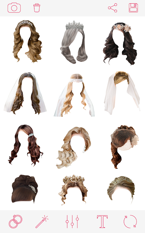 Wedding Hairstyles 2018 The App Store android Code Lads