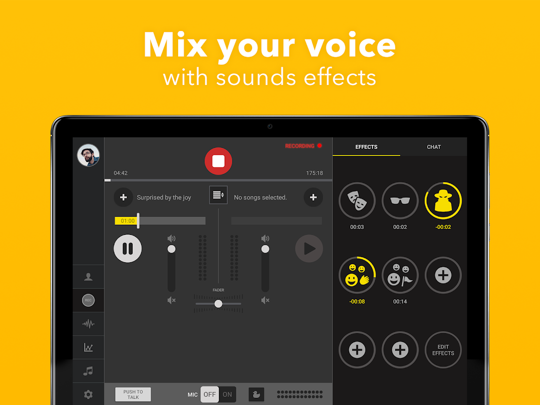 Spreaker Studio - Start your Podcast or Radio Show The App Store android Code Lads