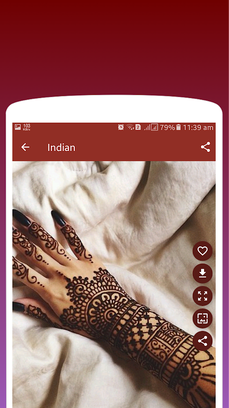 New Mehndi Design The App Store android Code Lads