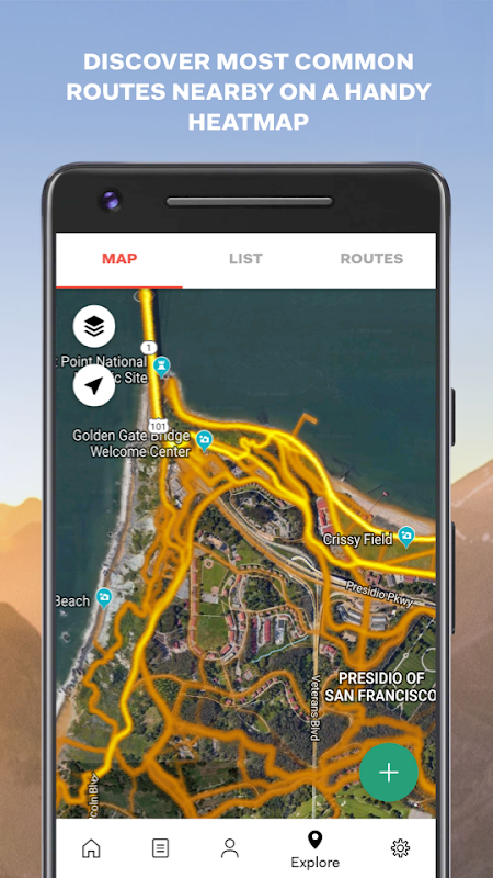 Sports Tracker Running Cycling The App Store