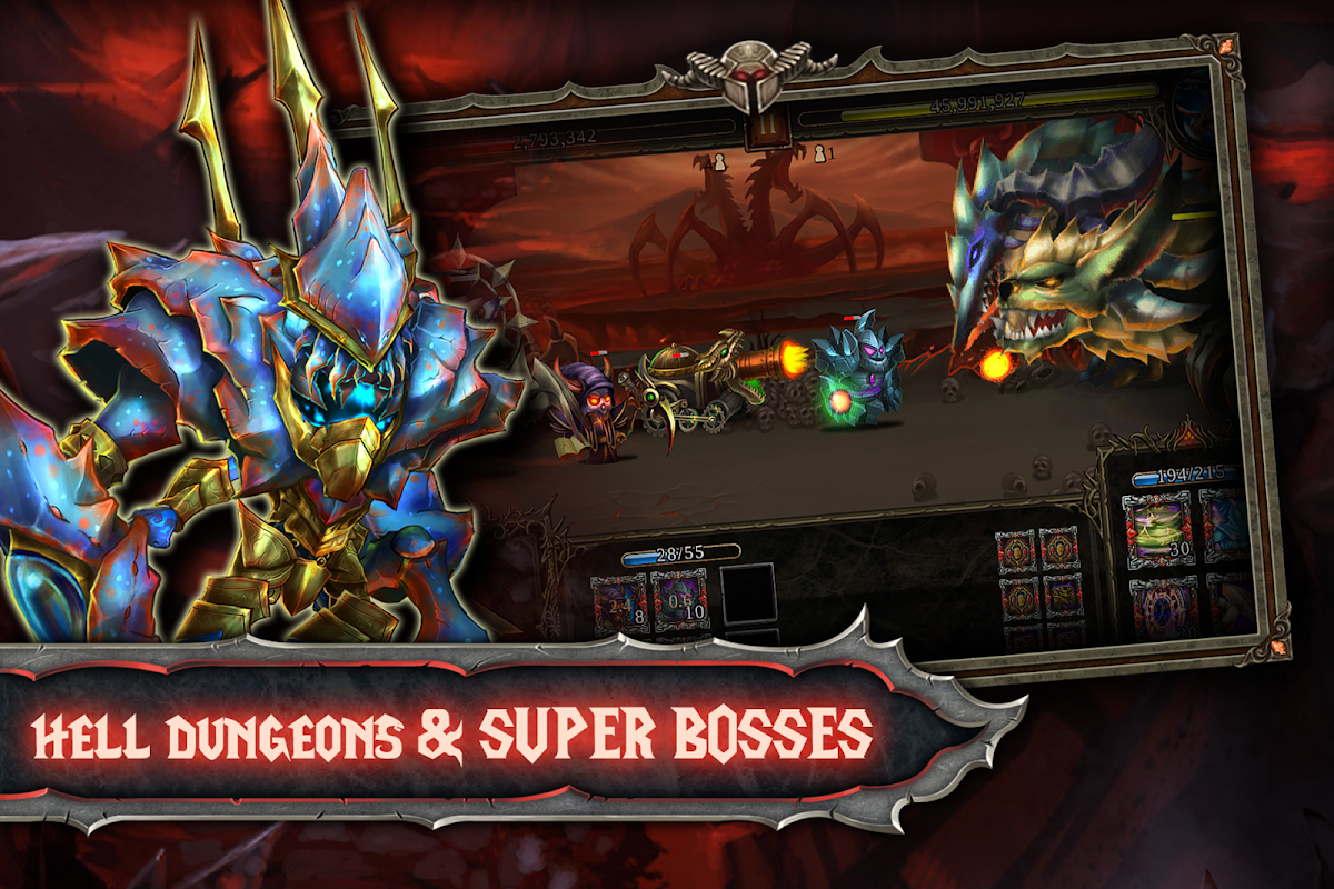 Epic Heroes War: Action + RPG + Strategy + PvP The App Store