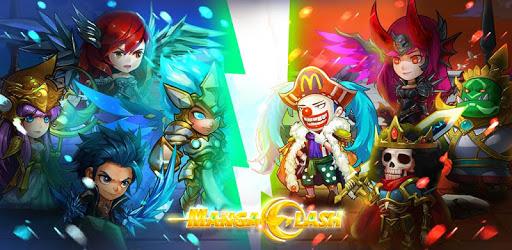 Manga Clash - Warrior Arena