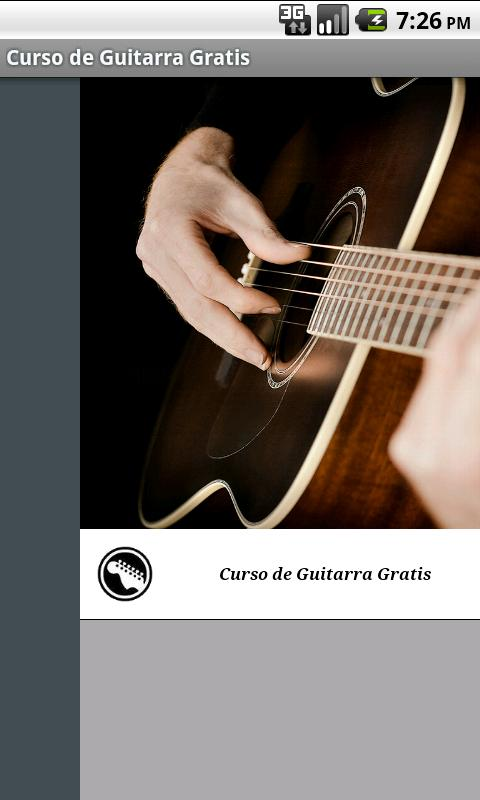 Curso de Guitarra Gratis The App Store
