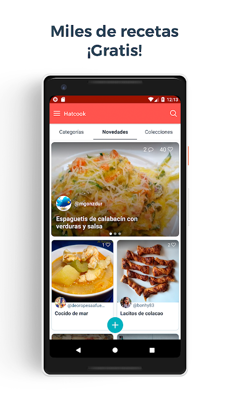 Hatcook recetas de cocina The App Store
