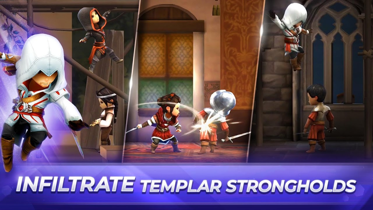Assassin's Creed Rebellion The App Store