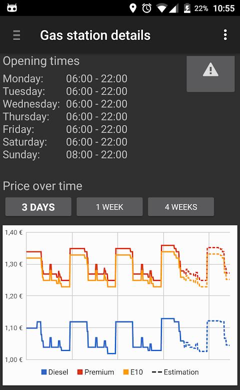Screenshot Fuel Flash APK