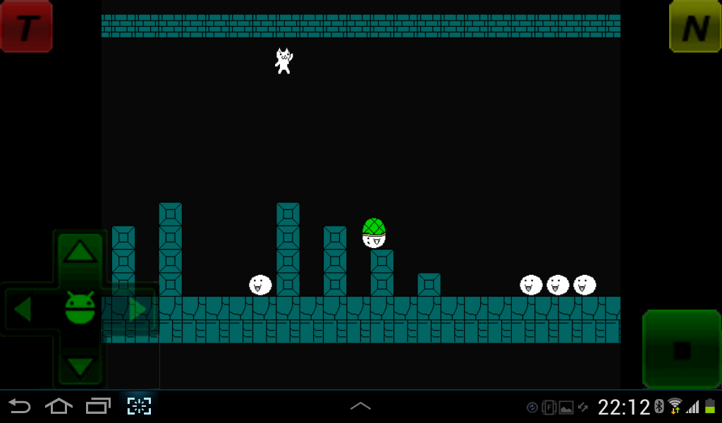 Screenshot Syobon Action APK