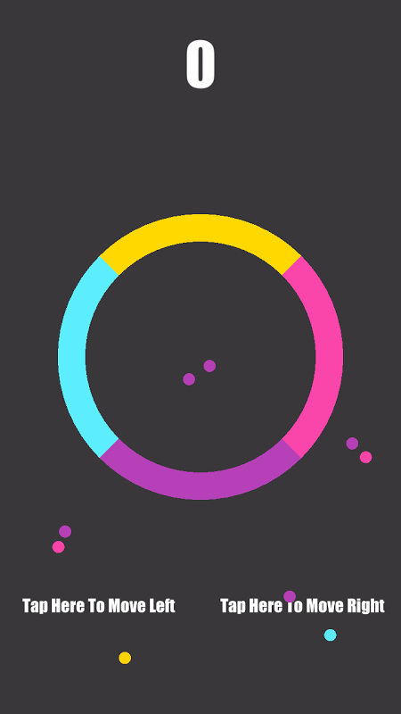 Screenshot Color Ball Jump APK
