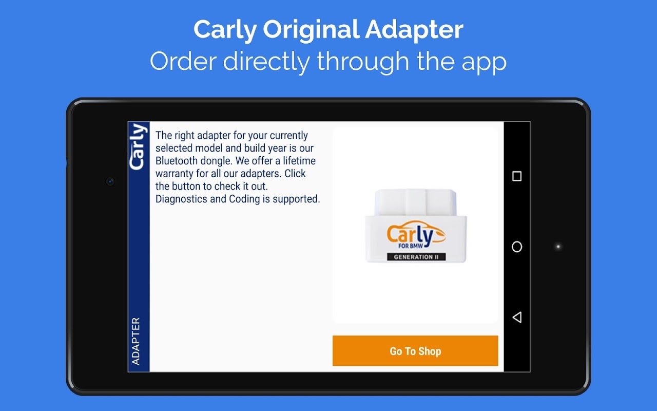Screenshot Carly for BMW - (New Version) APK