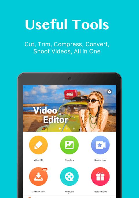 Screenshot VideoShow: Video Editor & Maker APK