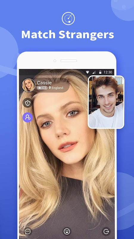 LivU: Meet new people & Video chat with strangers The App Store android Code Lads