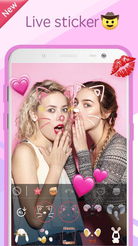 Screenshot Sweet Selfie - Candy new name APK