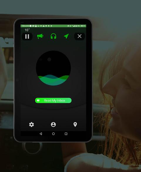 Screenshot messageLOUD: Text to Speech: Reads Texts & E-Mails APK