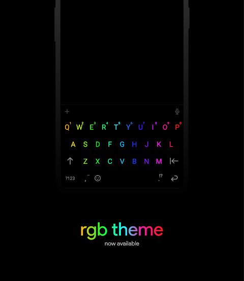Chrooma - Chameleon Keyboard The App Store android Code Lads