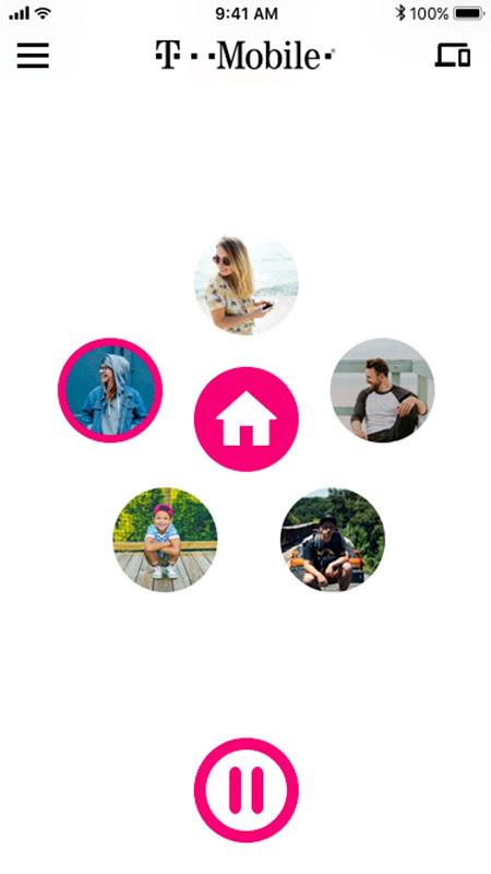 Screenshot T-Mobile® FamilyMode™ APK