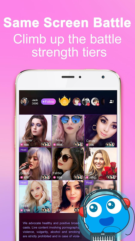 Uplive - Live Video Streaming App The App Store android Code Lads