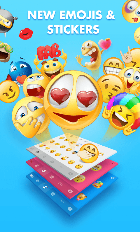 Smiley Emoji Keyboard 2018 - Cute Emoticons The App Store android Code Lads