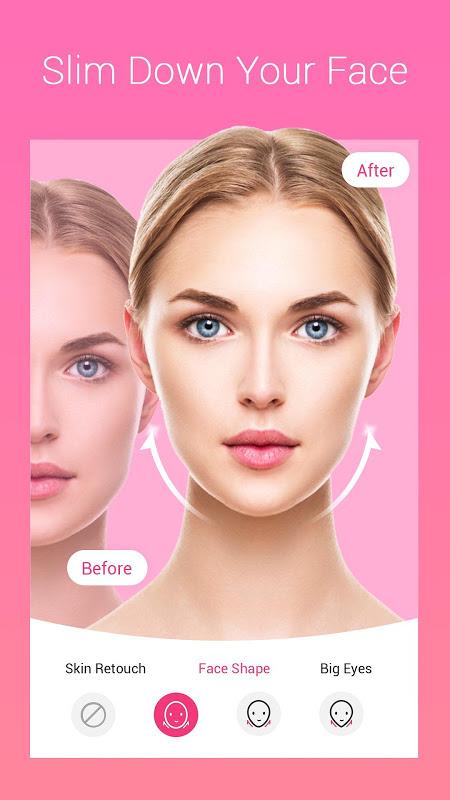 Screenshot Z Beauty Camera APK