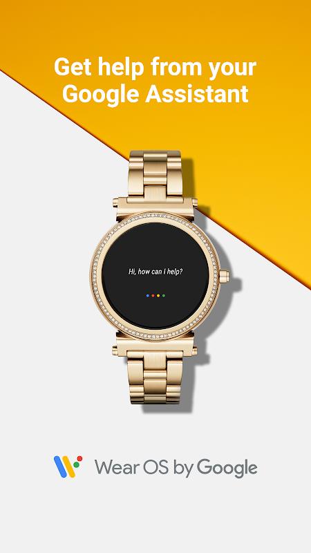 Screenshot Wear OS by Google Smartwatch (was Android Wear) APK