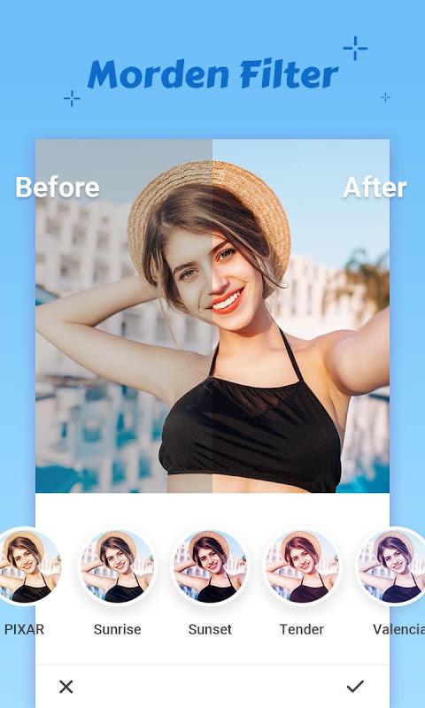 Screenshot Air Camera- Photo Editor, Collage, Filter APK
