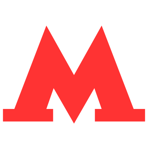 Yandex.Metro — detailed metro map and route times
