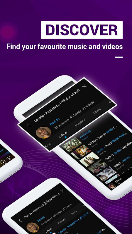 Boomplay - Music & Video Player The App Store android Code Lads