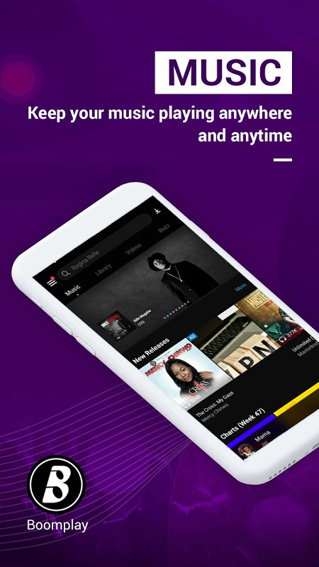 Boomplay - Music & Video Player The App Store