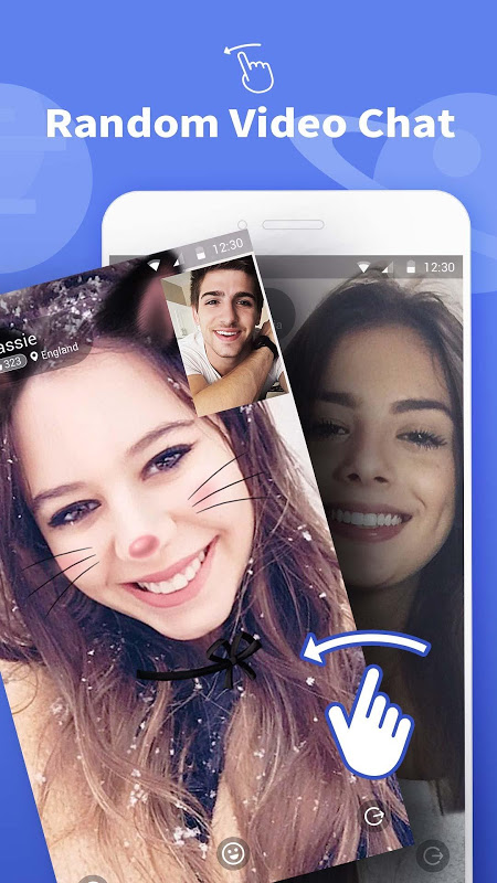 LivU: Meet new people & Video chat with strangers The App Store