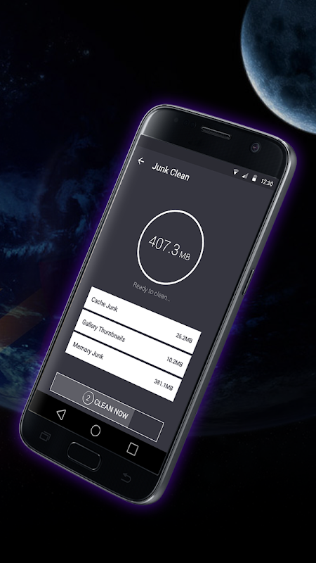 Screenshot Clean Android APK