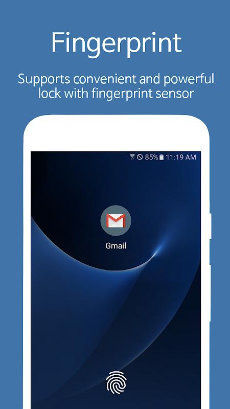 Screenshot AppLock - Fingerprint APK