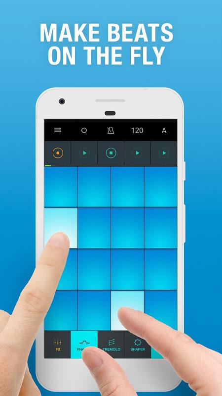 Screenshot Drum Pads - Beat Maker Go APK