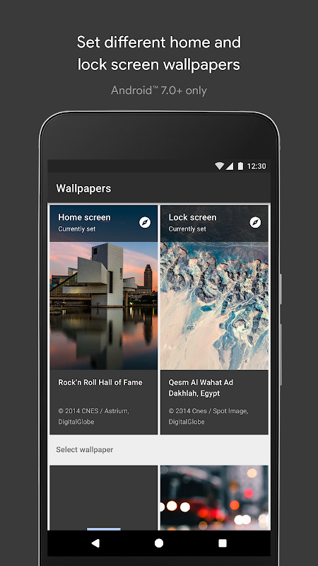 Wallpapers The App Store