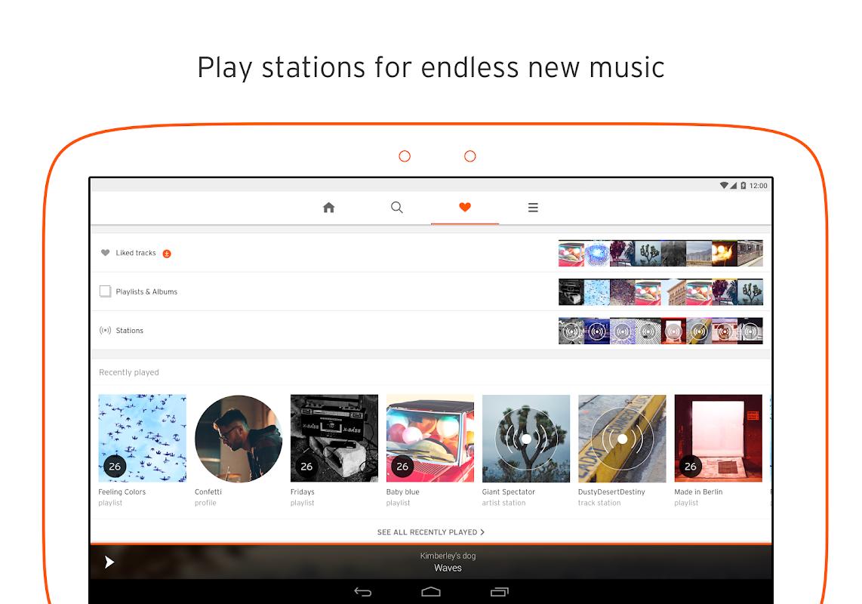 SoundCloud - Music & Audio The App Store