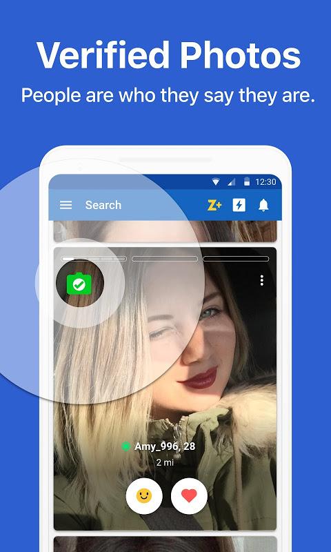 Screenshot Zoosk Dating App: Meet Singles APK