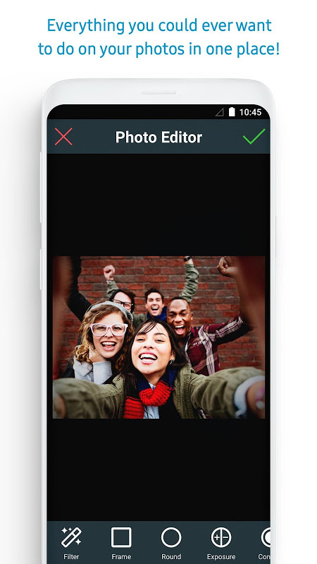 Screenshot Photo Editor for Android™ APK