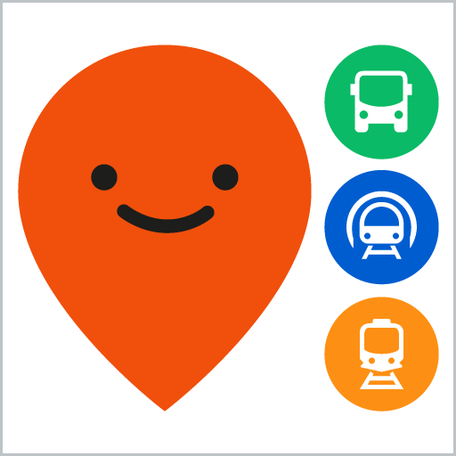 Moovit: Bus, Rail, Tube, Maps