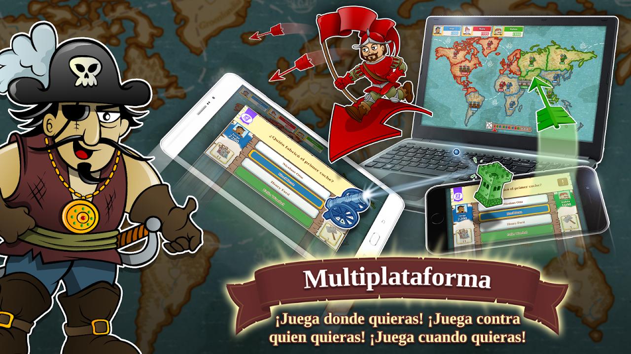 Screenshot Triviador Mundo APK