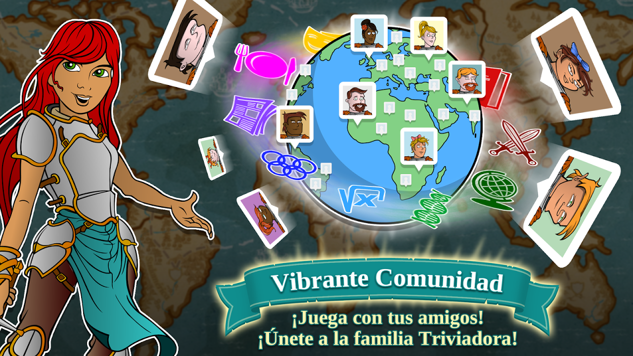 Screenshot Triviador Mundo APK