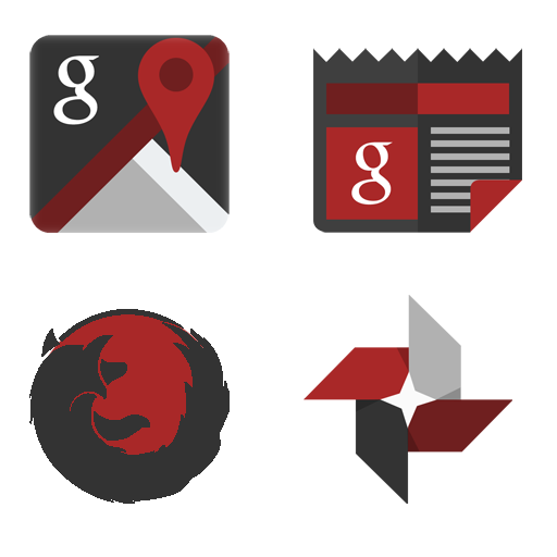 RootJunkyNotiflux Icon Pack