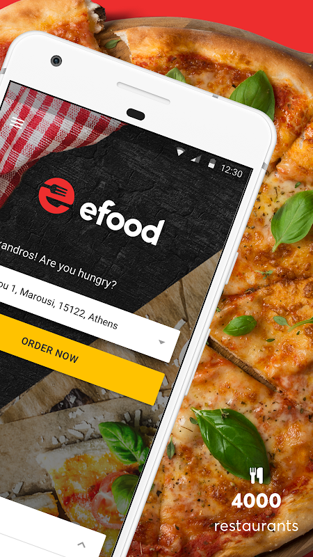 efood delivery The App Store android Code Lads